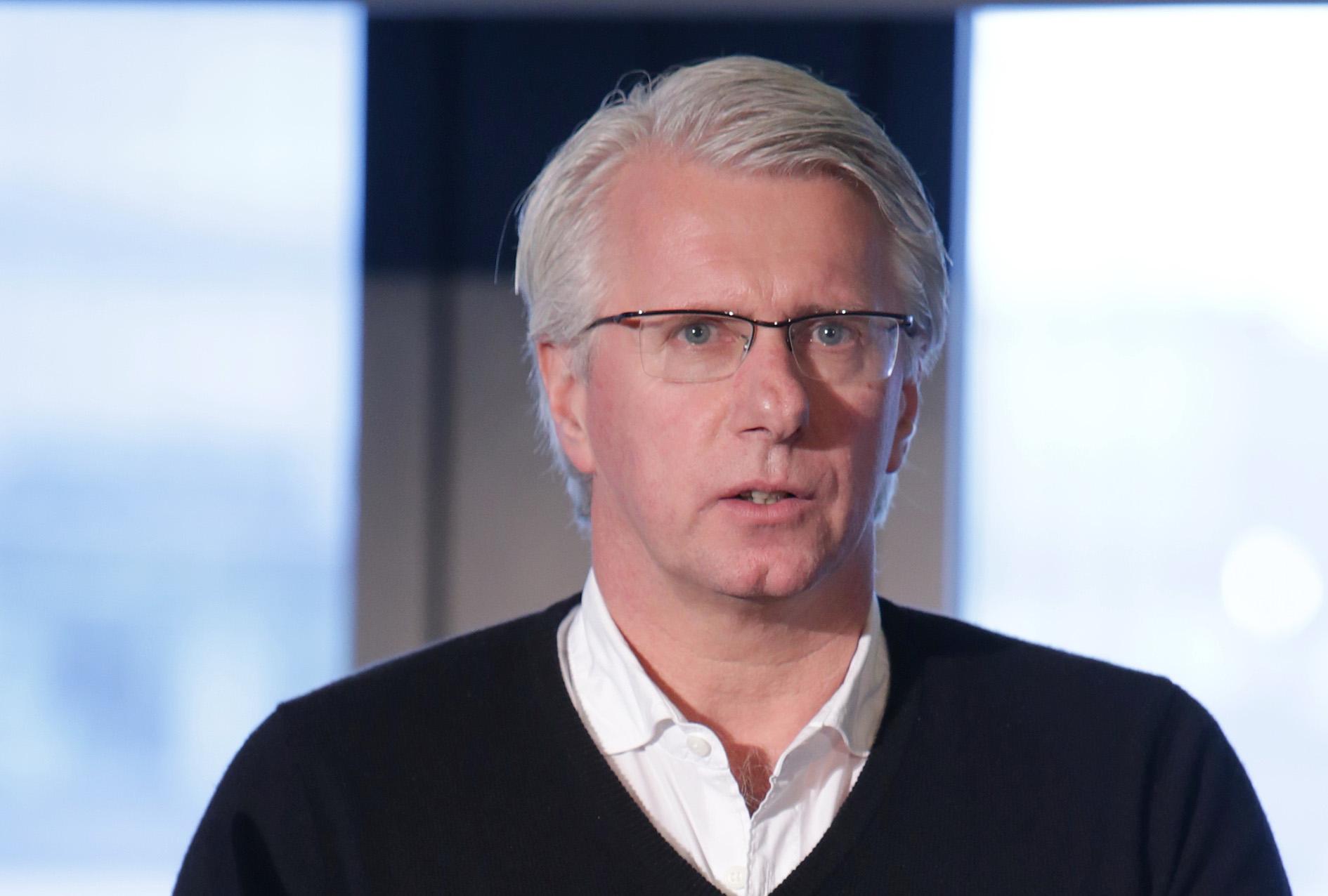 Oliver Bernhardi, Leiter der Standortentwicklung, Ludwig Görtz GmbH Hamburg.