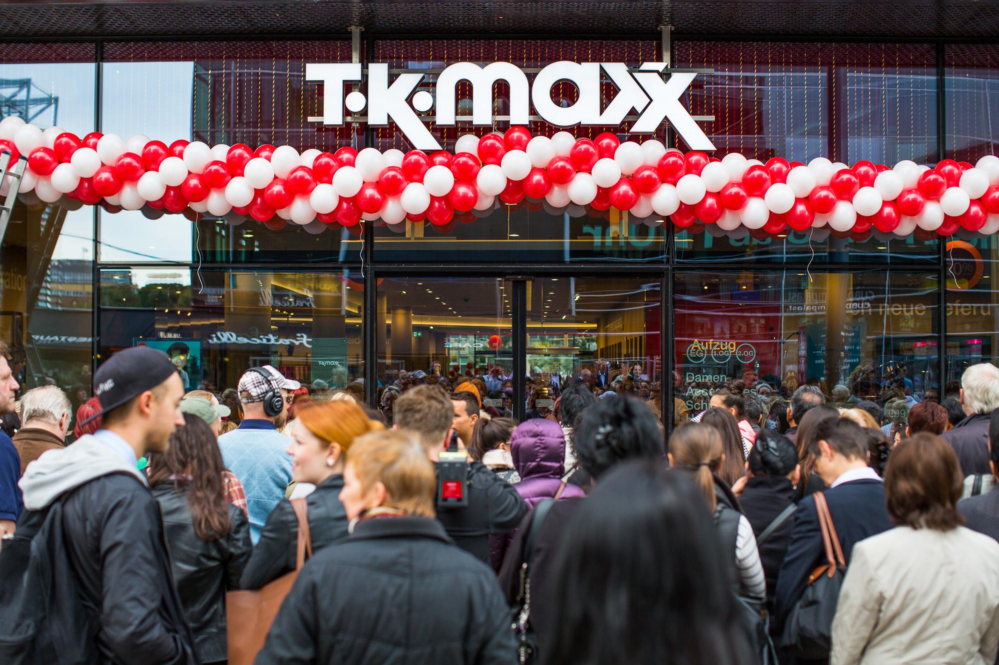 Tk Maxx Demnächst Neue Attraktion Im Forum Hanau